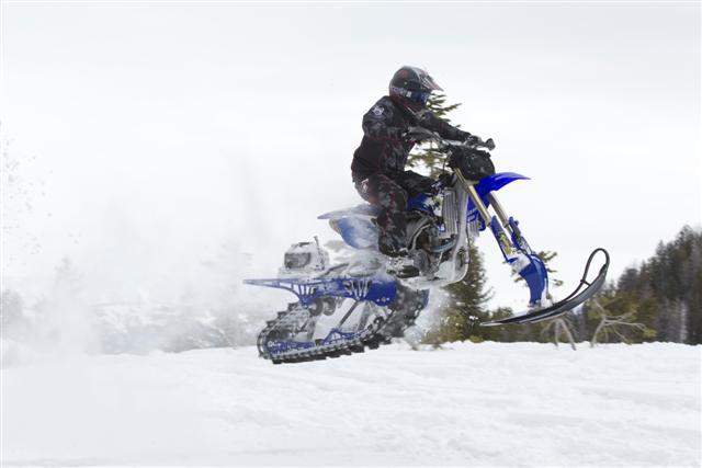 Photo Gallery - Timbersled Snow Bikes